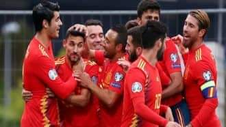 Photo of ملخص ونتيجة مباراة اسبانيا ضد جزر الفارو