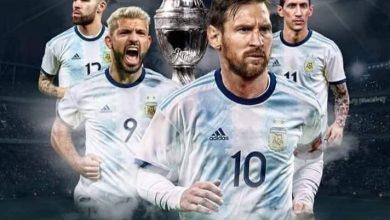 تشكيل مباراة الأرجنتين ضد كولومبيا