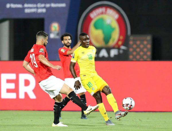 مصر ضد زيمبابوي.. منتخب الفراعنة ينهي الشوط الأول بالتقدم بهدف