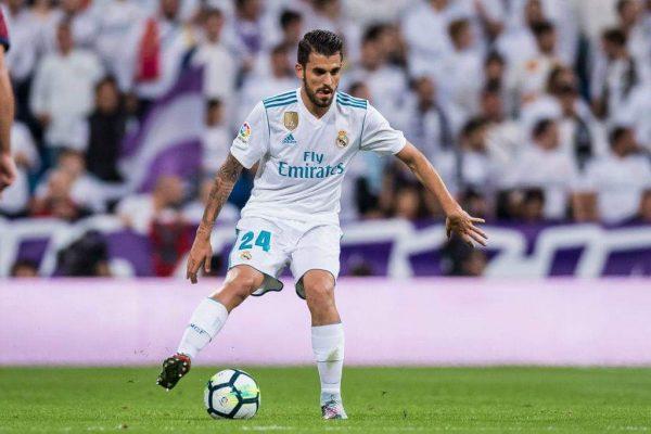 سيبايوس لاعب ريال مدريد يهاجم زيدان
