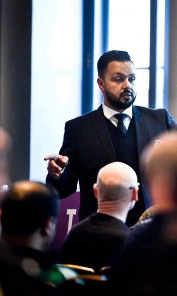 محمد شعبان رئيس لجنة المسابقات باتحاد التايكوندو العالمي