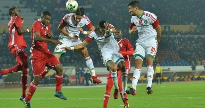 أمم أفريقيا 2019..التشكيل المتوقع لمباراة المغرب وناميبيا
