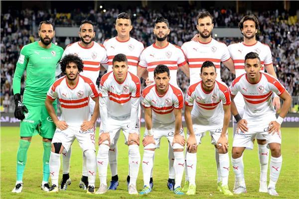 تشكيل الزمالك ضد مصر المقاصة بالدوري العام