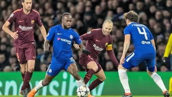 مشاهدة مباراة برشلونة وتشيلسي بث مباشر 23-7-2019