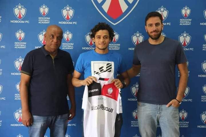 النجوم يتعاقد مع حسام منصور لاعب ديروط