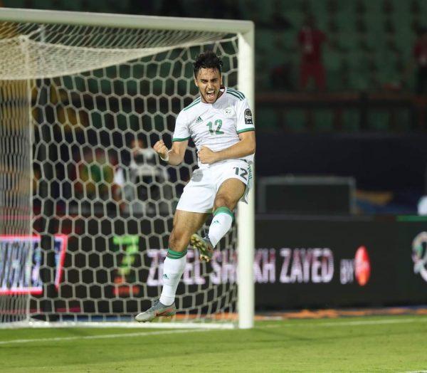 ملخص وأهداف مباراة الجزائر وتنزانيا بأمم أفريقيا