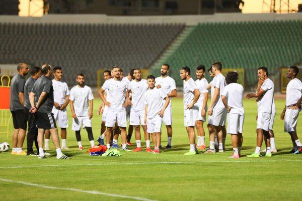 النادي المصري يقيم معسكرا بالإسكندرية استعدادا للموسم الجديد