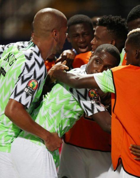ملخص وأهداف مباراة الكاميرون ضد نيجيريا بأمم أفريقيا 2019
