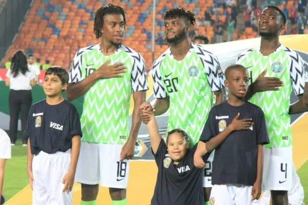 ملخص ونتيجة مباراة نيجيريا ضد جنوب إفريقيا بكأس الأمم