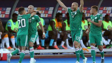 موعد مباراة الجزائر ضد نيجيريا والقنوات الناقلة لكأس الأمم