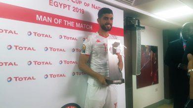 Photo of فرجاني ساسي أفضل لاعب بمباراة مدغشقر وتونس