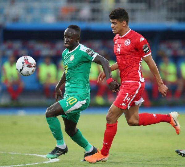 ملخص واهداف مباراة تونس ضد السنغال بكأس الأمم