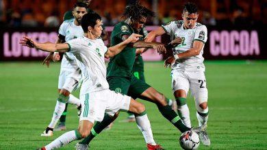 Photo of ملخص ونتيجة مباراة نيجيريا ضد الجزائر في الأمم الأفريقية