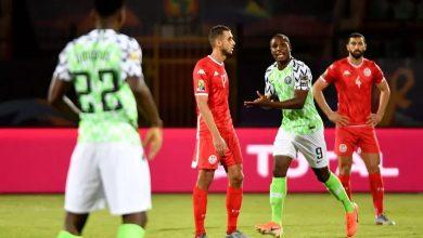 Photo of نتيجة مباراة تونس ونيجيريا بأمم أفريقيا 2019
