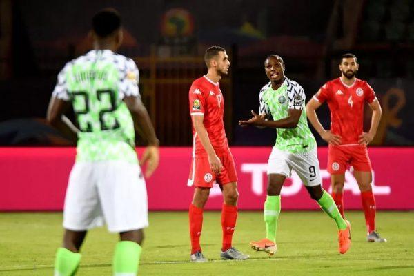 نتيجة مباراة تونس ونيجيريا بأمم أفريقيا 2019