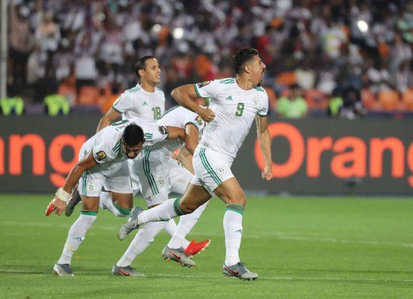 ملخص ونتيجة مباراة الجزائر والسنغال بكأس الأمم
