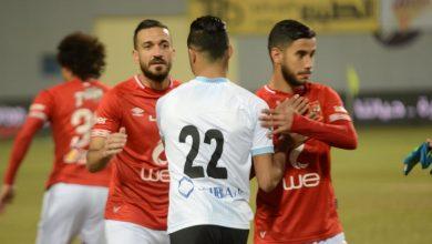 Photo of تعرف على قائمة الأهلي ضد المقاولون العرب في الدوري