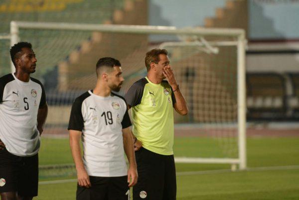 مصر ضد جنوب أفريقيا.. المنتخب الوطني ينهي استعداده لمواجهة دور ال16