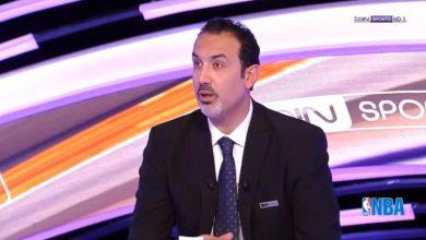 محمد يوسف وكيل اللاعب مايكل ديكسون