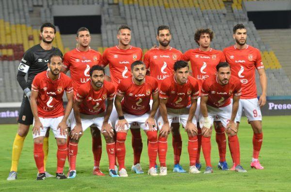 الأهلي بطلا للدوري المصري 2018/2019 رسميا