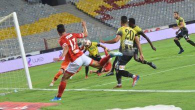 Photo of مباراة الأهلي والمقاولون.. معلول يضع الأحمر بالمقدمة بالشوط الأول