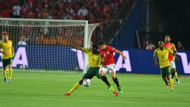Photo of نتيجة مباراة egypt vs south Africa الشوط الأول