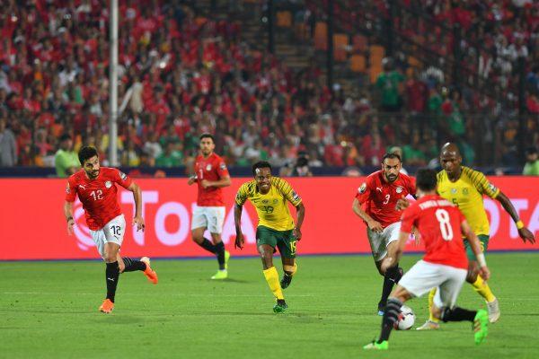 نتيجة مباراة مصر وجنوب أفريقيا بأمم أفريقيا 2019
