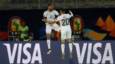 Photo of ملخص وأهداف مباراة الجزائر وغينيا بأمم أفريقيا