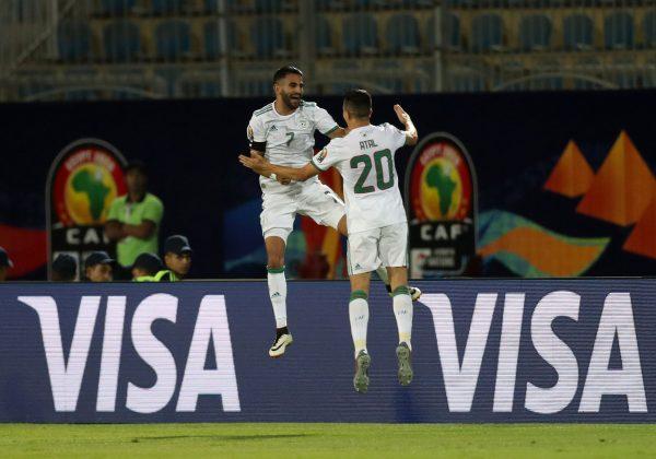 ملخص وأهداف مباراة الجزائر وغينيا بأمم أفريقيا