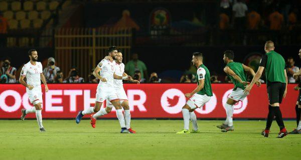 أهداف مباراة تونس ومدغشقر بربع نهائي أمم أفريقيا 2019