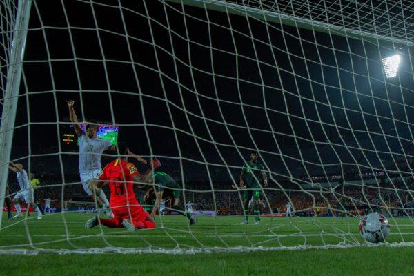 """أهداف مباراة الجزائر ونيجيريا """" الشوط الأول"""""""