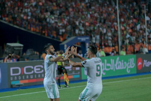 شاهد هدف الجزائر الآن في مرمى نيجيريا بأمم أفريقيا 2019