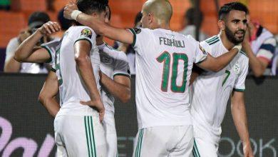 Photo of موعد مباراة الجزائر والسنغال والقنوات الناقلة