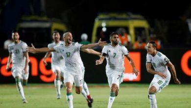 مباراة الجزائر والسنغال... تاريخ مواجهات الفريقين قبل النهائي