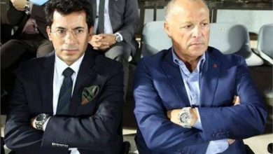 Photo of وزير الشباب والرياضة يدير ظهره لهاني أبو ريدة