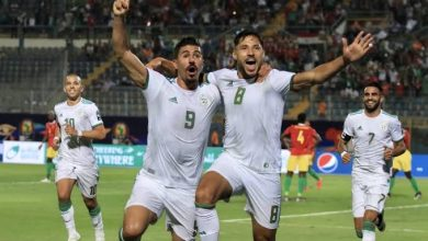 رابط بث مباشر مباراة الجزائر ونيجيريا بدون تقطيع 14-7-2019