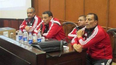 صورة استعدادات لجنة الحكام تنتظر موافقة وزير الرياضة