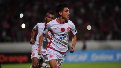 مهارات وأهداف أشرف بن شرقي لاعب الزمالك الجديد
