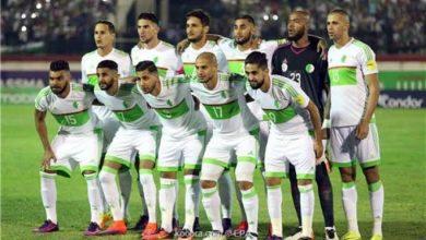 أمم أفريقيا 2019 .. التشكيل الرسمي لمباراة الجزائر ضد ساحل العاج