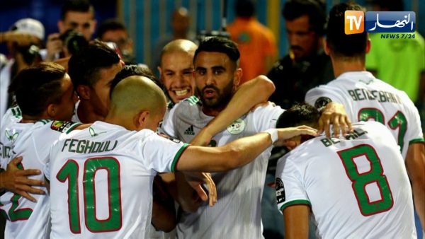 رابط ايجي ناو بث مباشر لمباراة الجزائر ونيجيريا 14-7-2019