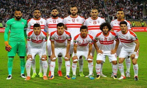 جدول مباريات الزمالك في الدوري المصري موسم 2019/2020