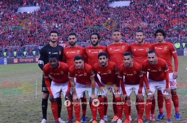 لاسارتي يعلن تشكيل الأهلي لمباراة المقاولون العرب بالدوري