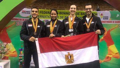 Photo of الريشة الطائرة يتوج ب4 ميداليات في بطولة بنين الدولية