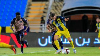 مشاهدة مباراة التعاون والحزم بث مباشر 23-8-2019