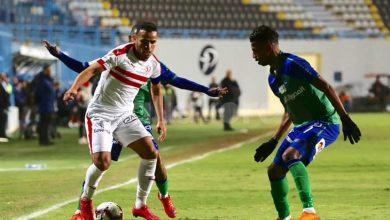 Photo of الزمالك ضد مصر المقاصة.. موعد المباراة وقائمة الفريقين