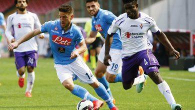 Photo of مشاهدة مباراة فيورنتينا ونابولي بث مباشر 24-8-2019