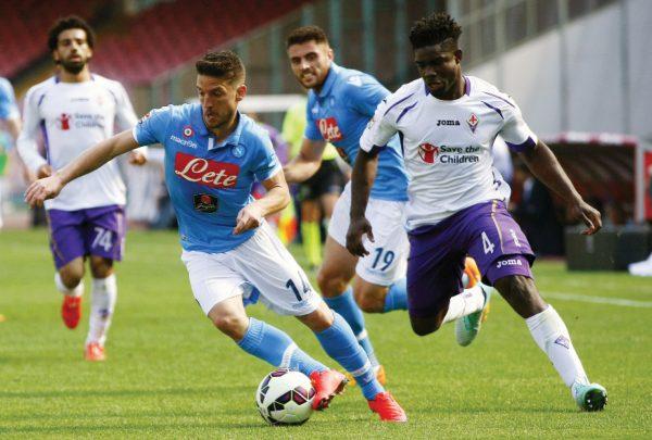 مشاهدة مباراة فيورنتينا ونابولي بث مباشر 24-8-2019