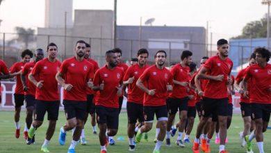 صورة الأهلي ضد اطلع برة.. تدريبات للاعبين وموقف المصابين