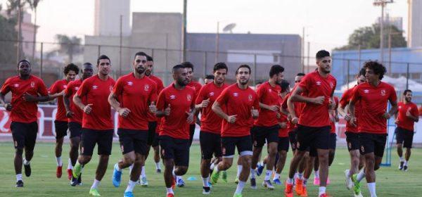 الأهلي ضد اطلع برة.. تدريبات للاعبين وموقف المصابين