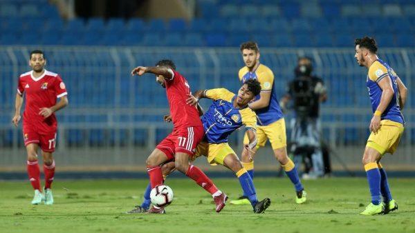 مشاهدة مباراة النصر والوحدة بث مباشر 05-8-2019